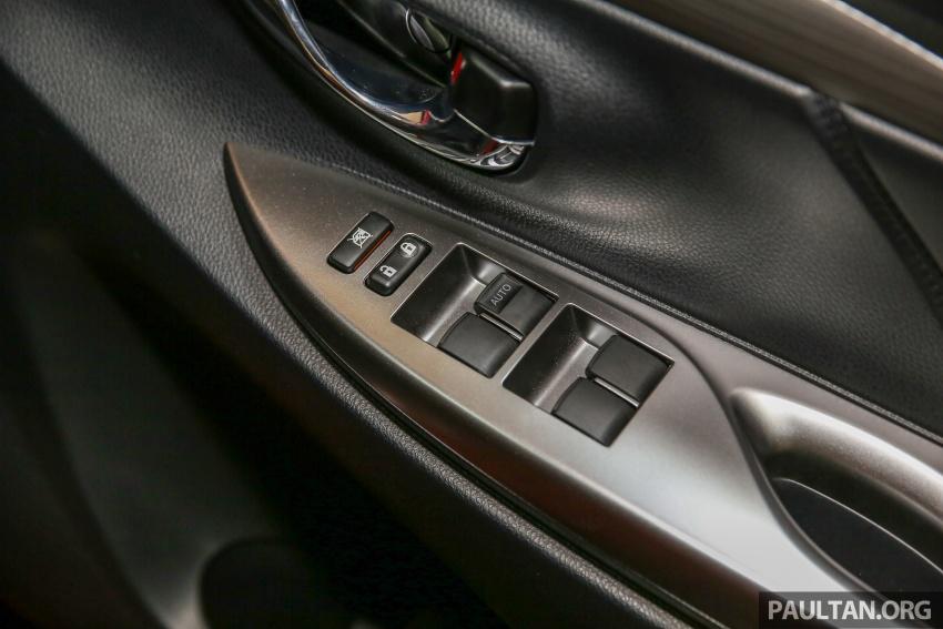 Toyota Vios 2016 kini dilancarkan – Dual VVT-i, CVT, EEV, VSC semua varian, dari RM76,500-RM96,400 Image #558206