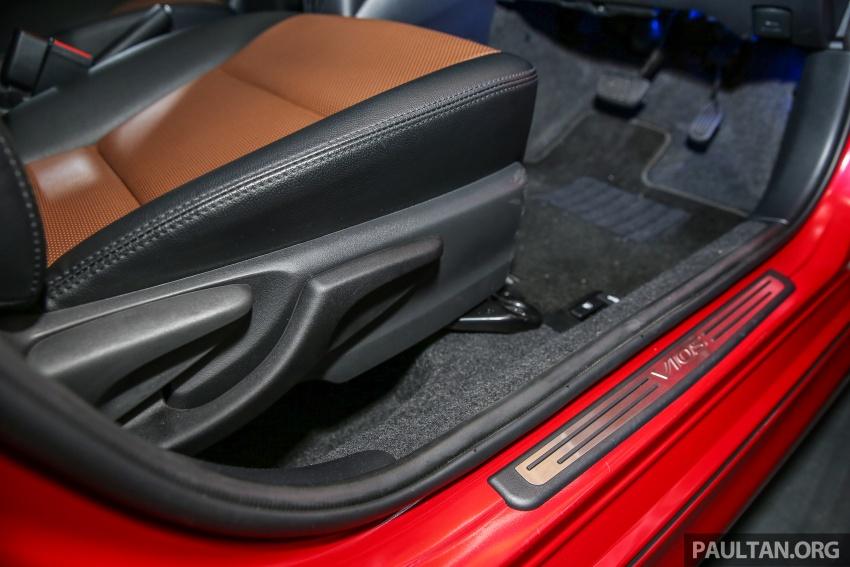 Toyota Vios 2016 kini dilancarkan – Dual VVT-i, CVT, EEV, VSC semua varian, dari RM76,500-RM96,400 Image #558207