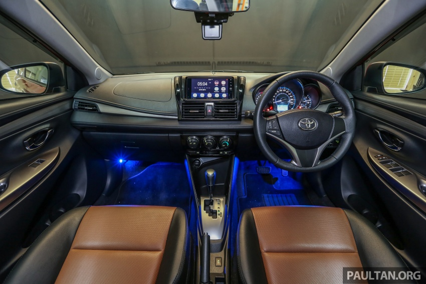 New 2016 Toyota Vios launched in Malaysia – EEV, Dual VVT-i, CVT, VSC standard, RM76,500 – RM96,400 Image #557930