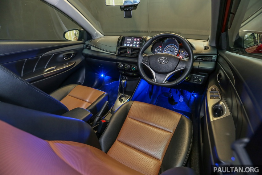 Toyota Vios 2016 kini dilancarkan – Dual VVT-i, CVT, EEV, VSC semua varian, dari RM76,500-RM96,400 Image #558198