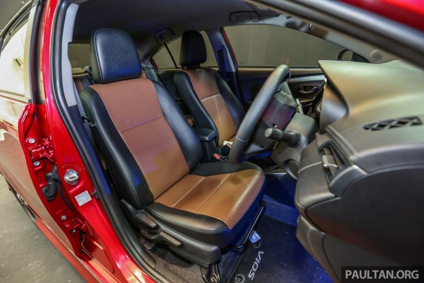 Toyota Vios 2016 kini dilancarkan – Dual VVT-i, CVT, EEV, VSC semua varian, dari RM76,500-RM96,400 Image #558196