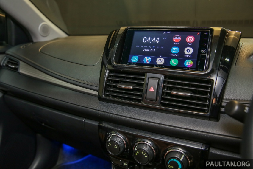 Toyota Vios 2016 kini dilancarkan – Dual VVT-i, CVT, EEV, VSC semua varian, dari RM76,500-RM96,400 Image #558189
