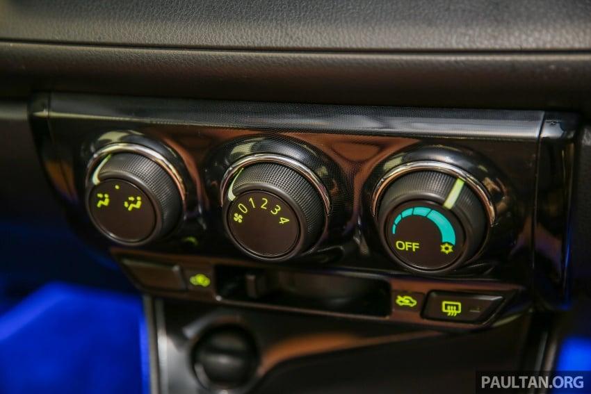 Toyota Vios 2016 kini dilancarkan – Dual VVT-i, CVT, EEV, VSC semua varian, dari RM76,500-RM96,400 Image #558168