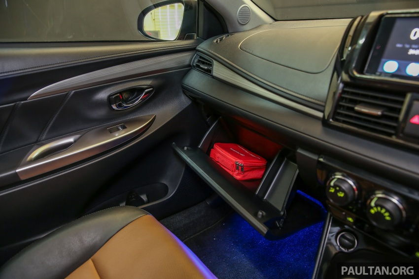 Toyota Vios 2016 kini dilancarkan – Dual VVT-i, CVT, EEV, VSC semua varian, dari RM76,500-RM96,400 Image #558179