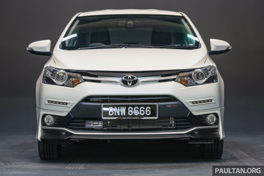 New 2016 Toyota Vios launched in Malaysia – EEV, Dual VVT-i, CVT, VSC standard, RM76,500 – RM96,400 Image #557952
