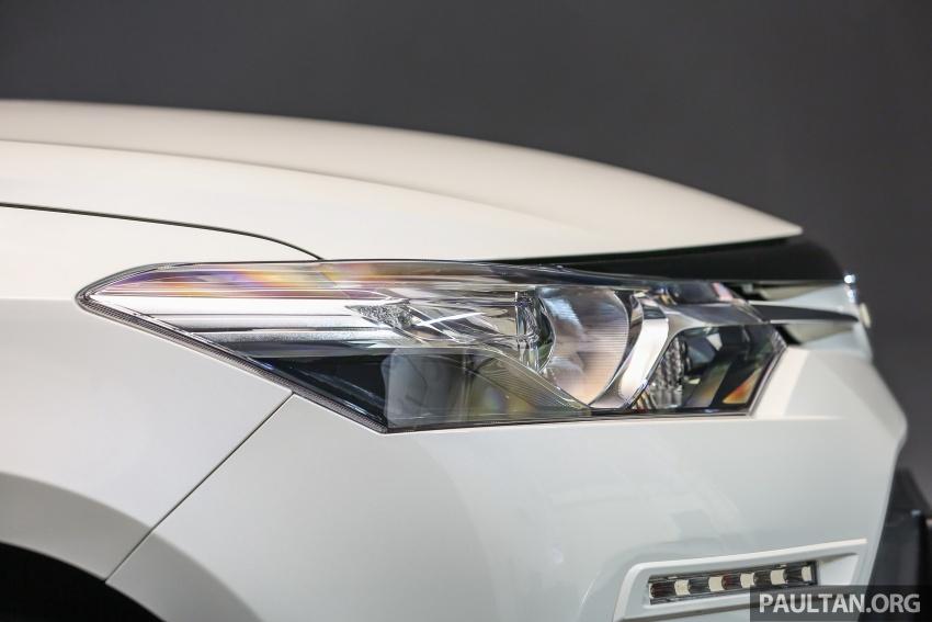 Toyota Vios 2016 kini dilancarkan – Dual VVT-i, CVT, EEV, VSC semua varian, dari RM76,500-RM96,400 Image #558105