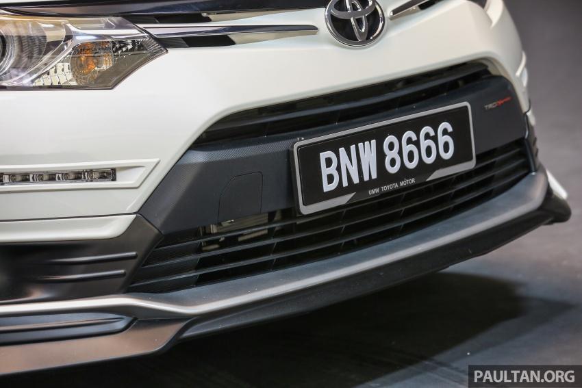 Toyota Vios 2016 kini dilancarkan – Dual VVT-i, CVT, EEV, VSC semua varian, dari RM76,500-RM96,400 Image #558101