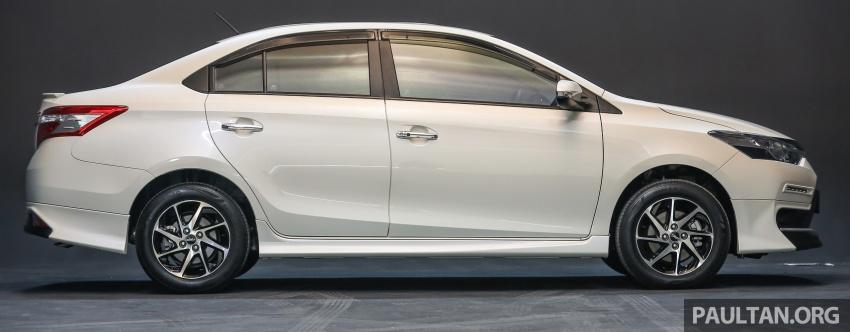 Toyota Vios 2016 kini dilancarkan – Dual VVT-i, CVT, EEV, VSC semua varian, dari RM76,500-RM96,400 Image #557945