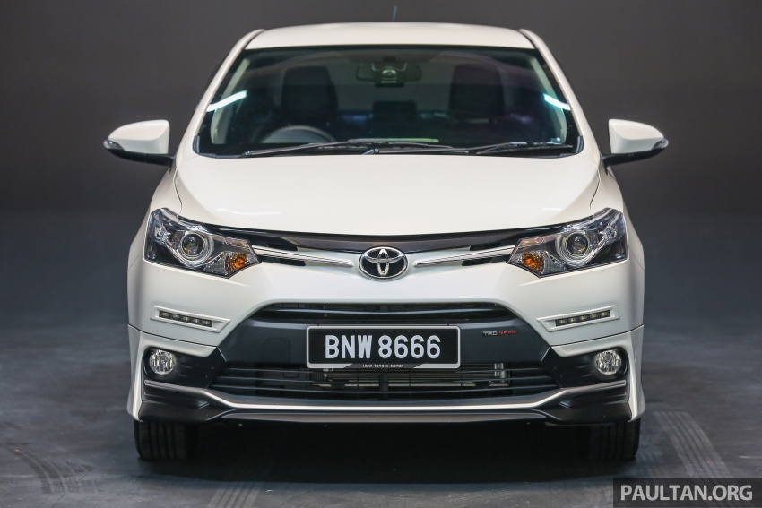 New 2016 Toyota Vios launched in Malaysia – EEV, Dual VVT-i, CVT, VSC standard, RM76,500 – RM96,400 Image #557954