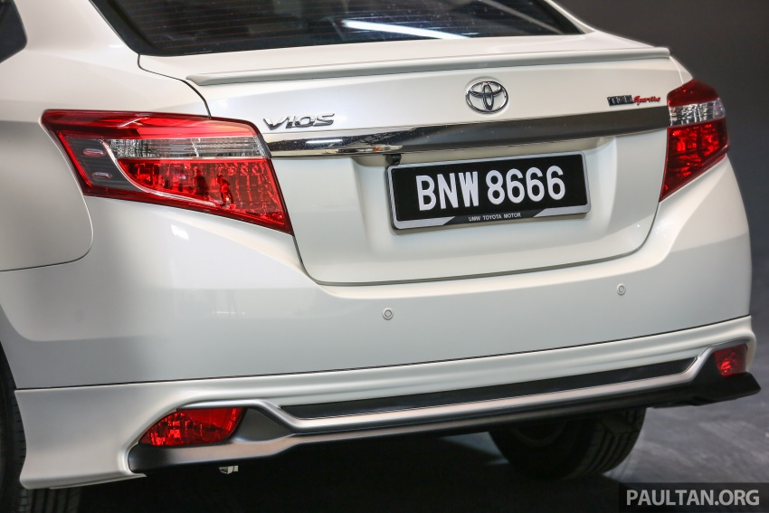 New 2016 Toyota Vios launched in Malaysia – EEV, Dual VVT-i, CVT, VSC standard, RM76,500 – RM96,400 Image #557986