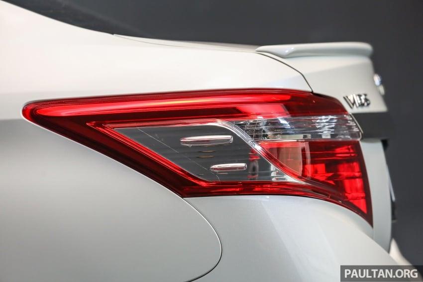 Toyota Vios 2016 kini dilancarkan – Dual VVT-i, CVT, EEV, VSC semua varian, dari RM76,500-RM96,400 Image #558087