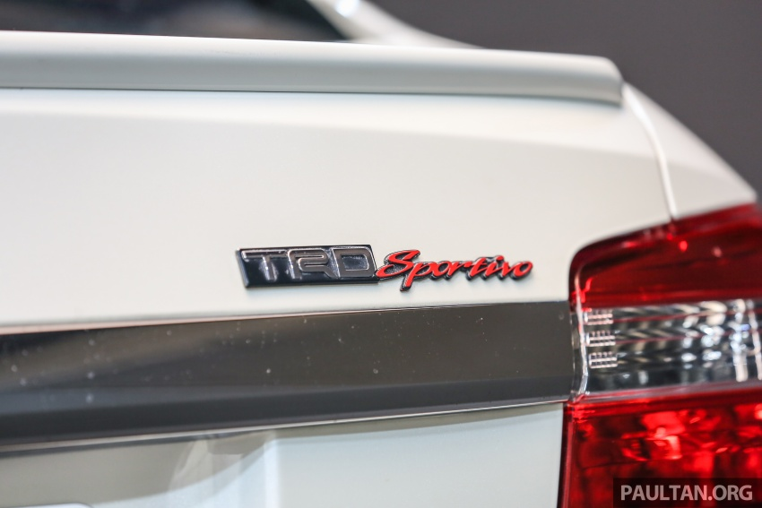 Toyota Vios 2016 kini dilancarkan – Dual VVT-i, CVT, EEV, VSC semua varian, dari RM76,500-RM96,400 Image #558081