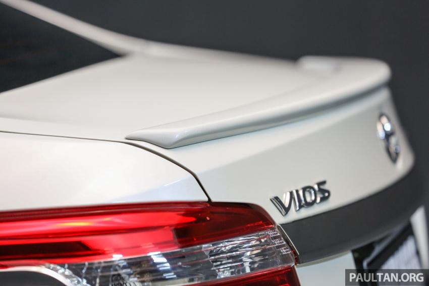 Toyota Vios 2016 kini dilancarkan – Dual VVT-i, CVT, EEV, VSC semua varian, dari RM76,500-RM96,400 Image #558080
