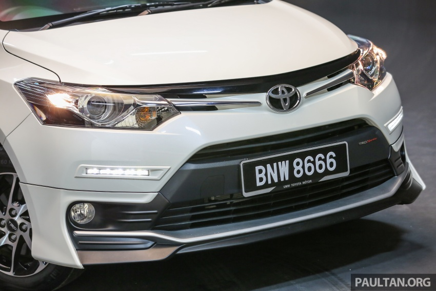 New 2016 Toyota Vios launched in Malaysia – EEV, Dual VVT-i, CVT, VSC standard, RM76,500 – RM96,400 Image #557962