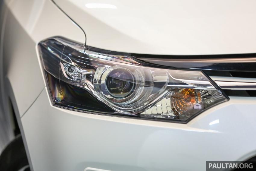 Toyota Vios 2016 kini dilancarkan – Dual VVT-i, CVT, EEV, VSC semua varian, dari RM76,500-RM96,400 Image #558074