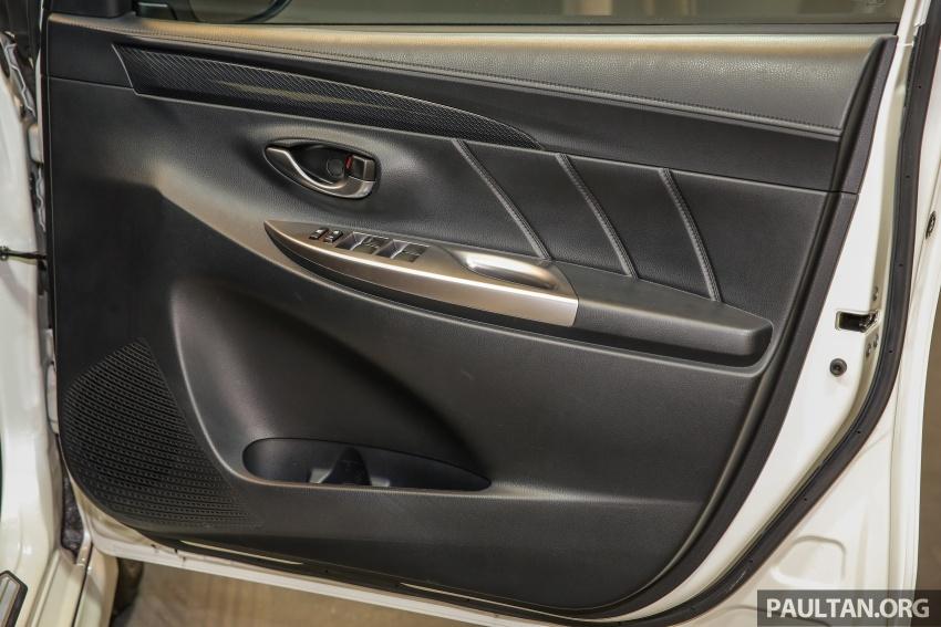 Toyota Vios 2016 kini dilancarkan – Dual VVT-i, CVT, EEV, VSC semua varian, dari RM76,500-RM96,400 Image #558065