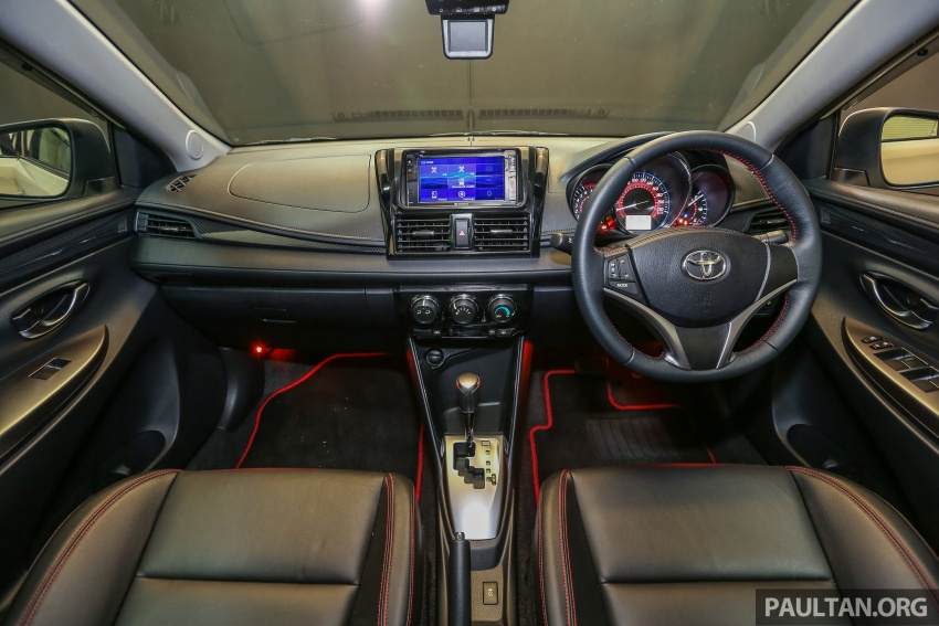 Toyota Vios 2016 kini dilancarkan – Dual VVT-i, CVT, EEV, VSC semua varian, dari RM76,500-RM96,400 Image #558056