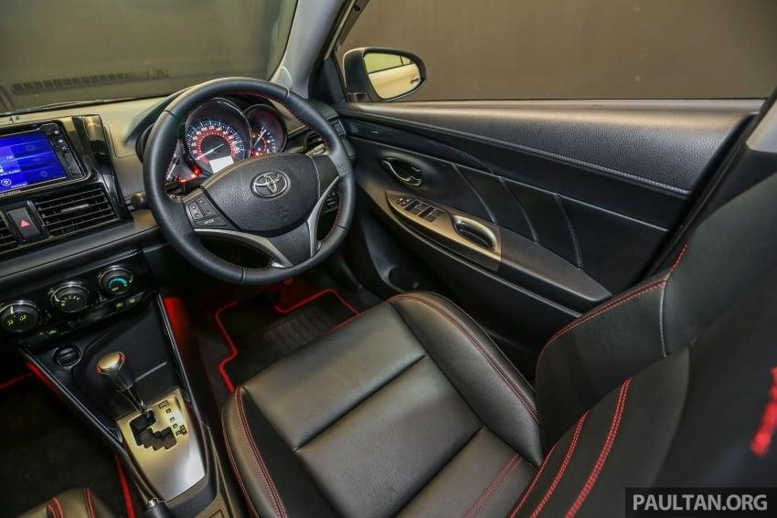 Toyota Vios 2016 kini dilancarkan – Dual VVT-i, CVT, EEV, VSC semua varian, dari RM76,500-RM96,400 Image #558054