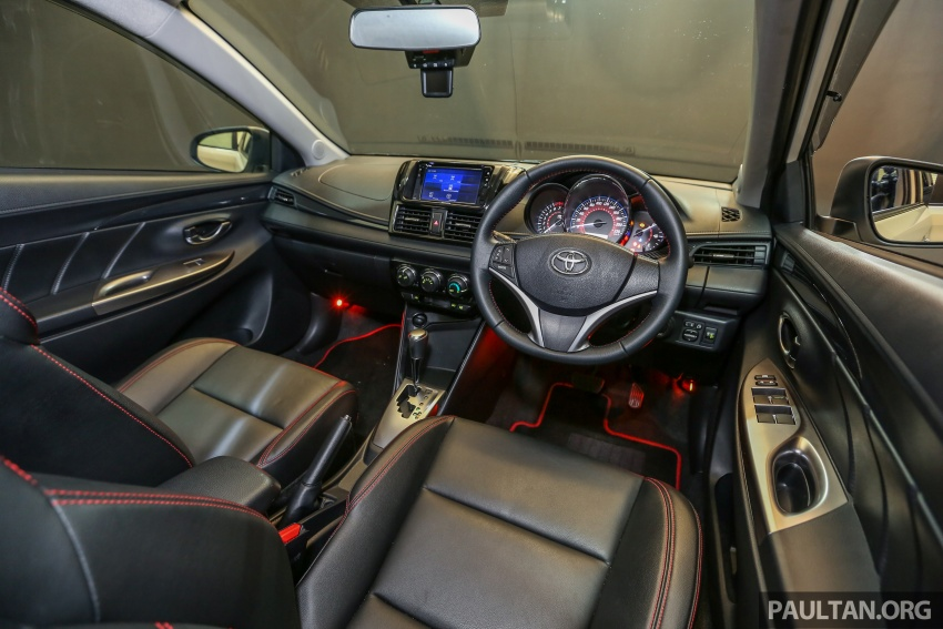 New 2016 Toyota Vios launched in Malaysia – EEV, Dual VVT-i, CVT, VSC standard, RM76,500 – RM96,400 Image #558028