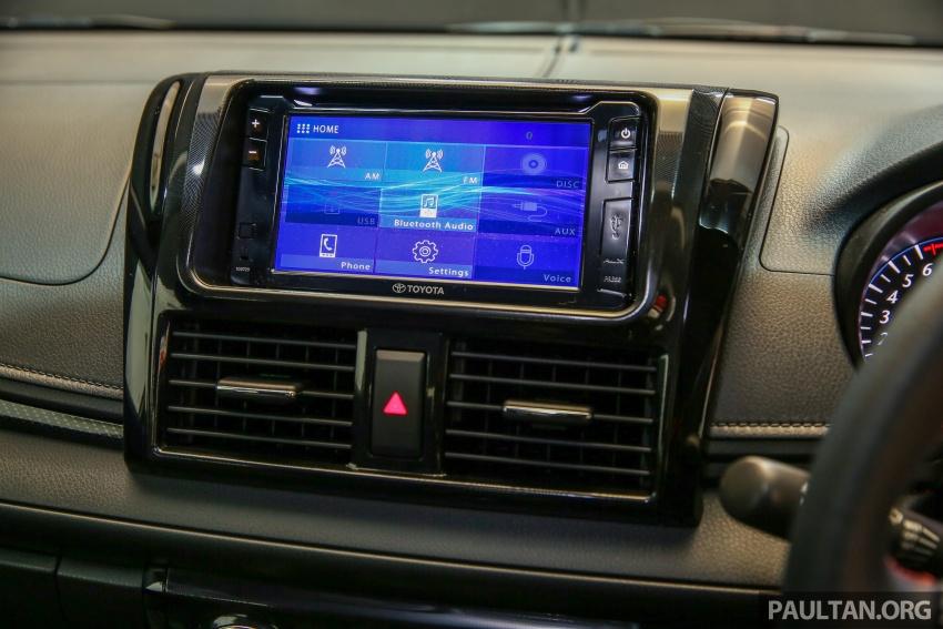 Toyota Vios 2016 kini dilancarkan – Dual VVT-i, CVT, EEV, VSC semua varian, dari RM76,500-RM96,400 Image #558038