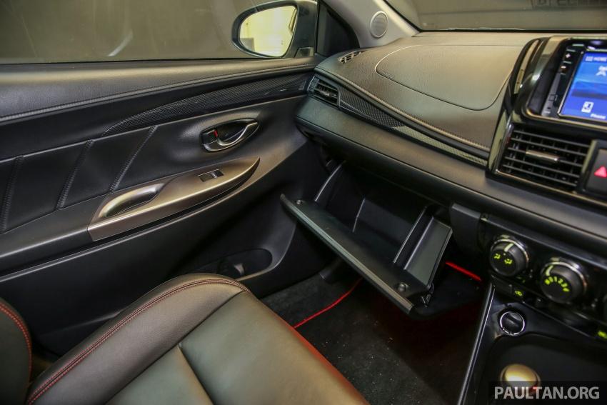 Toyota Vios 2016 kini dilancarkan – Dual VVT-i, CVT, EEV, VSC semua varian, dari RM76,500-RM96,400 Image #558020