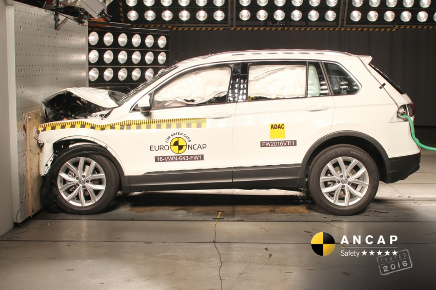BMW X1, Jeep Renegade and Volkswagen Tiguan manage to secure five-star safety rating from ANCAP Image #559753