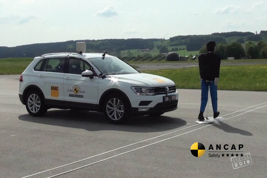 BMW X1, Jeep Renegade and Volkswagen Tiguan manage to secure five-star safety rating from ANCAP Image #559754