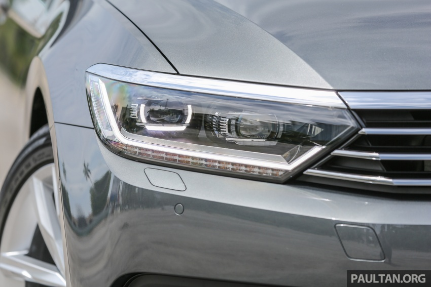 B8 Volkswagen Passat previewed in Malaysia – 1.8L and 2.0L TSI, 3 trim levels, launching this month Image #572208