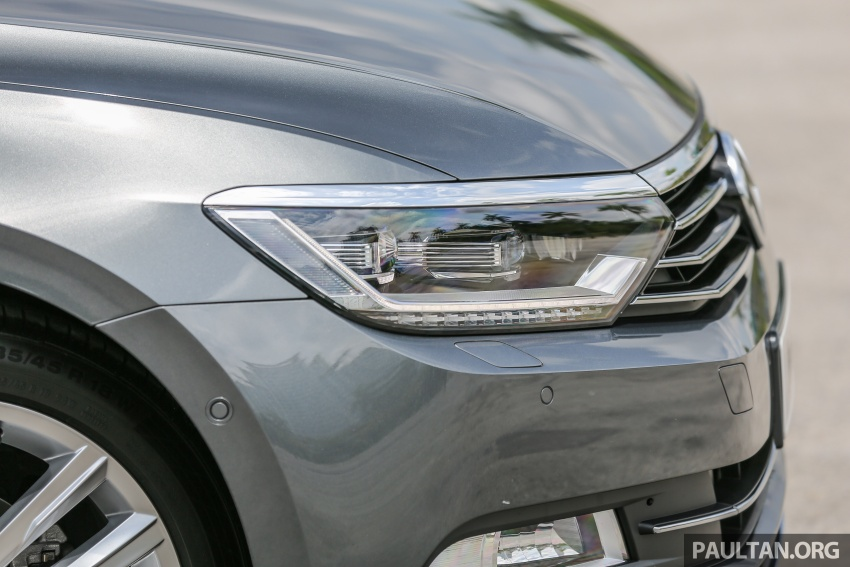 B8 Volkswagen Passat previewed in Malaysia – 1.8L and 2.0L TSI, 3 trim levels, launching this month Image #572209