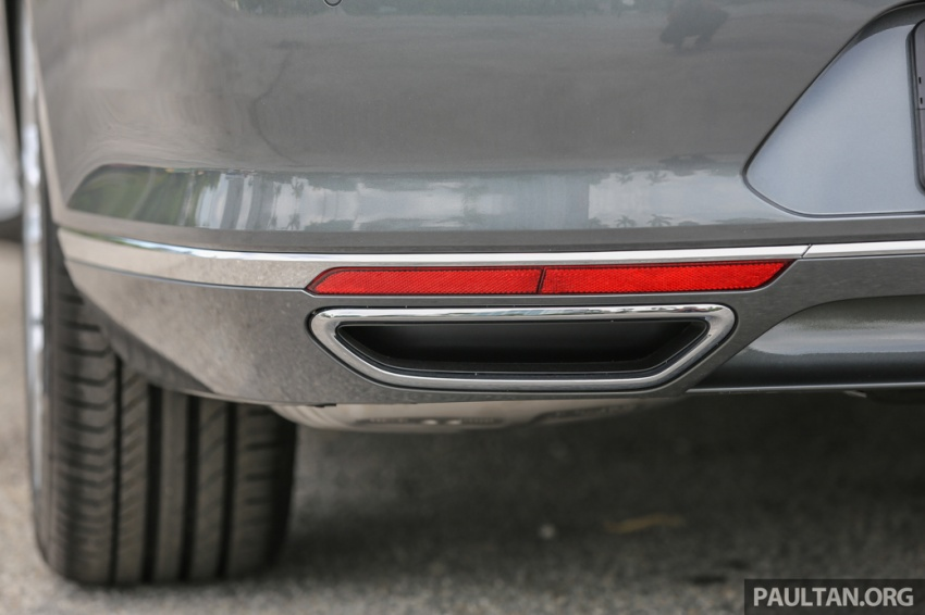 Volkswagen Passat B8 dipertonton awal sebelum pelancaran – pilihan enjin 1.8L dan 2.0L TSI, tiga varian Image #572369