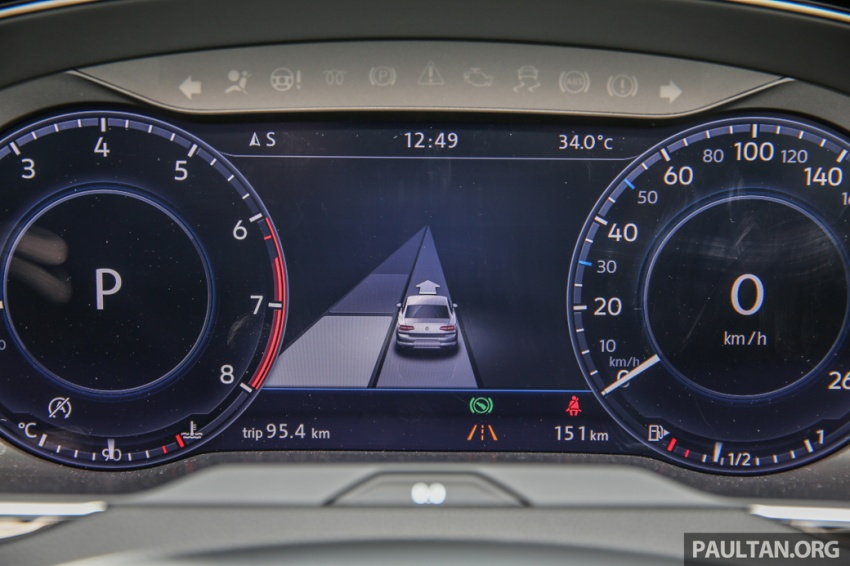 Volkswagen Passat B8 dipertonton awal sebelum pelancaran – pilihan enjin 1.8L dan 2.0L TSI, tiga varian Image #572391