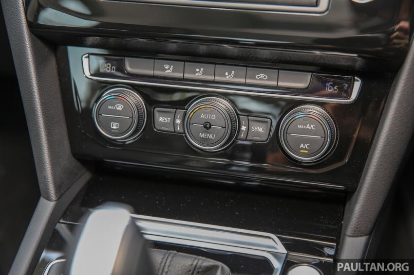 Volkswagen Passat B8 dipertonton awal sebelum pelancaran – pilihan enjin 1.8L dan 2.0L TSI, tiga varian Image #572406