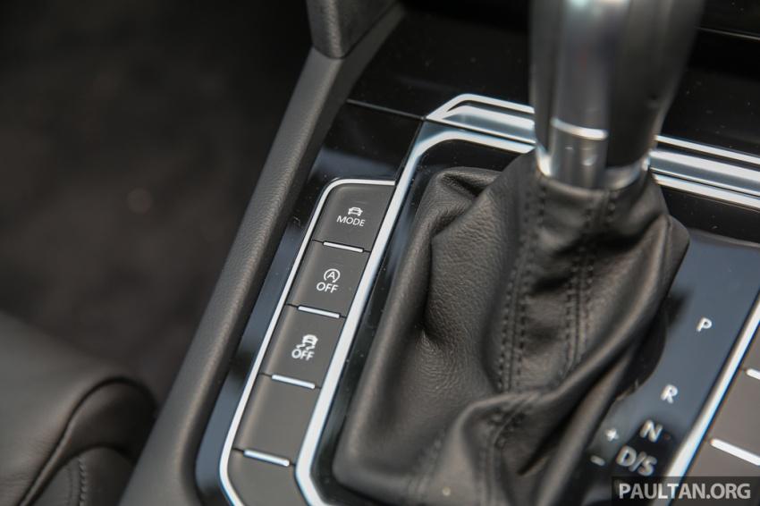 Volkswagen Passat B8 dipertonton awal sebelum pelancaran – pilihan enjin 1.8L dan 2.0L TSI, tiga varian Image #572408