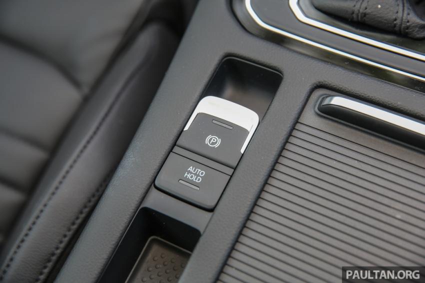 Volkswagen Passat B8 dipertonton awal sebelum pelancaran – pilihan enjin 1.8L dan 2.0L TSI, tiga varian Image #572411