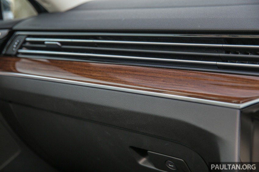 Volkswagen Passat B8 dipertonton awal sebelum pelancaran – pilihan enjin 1.8L dan 2.0L TSI, tiga varian Image #572417