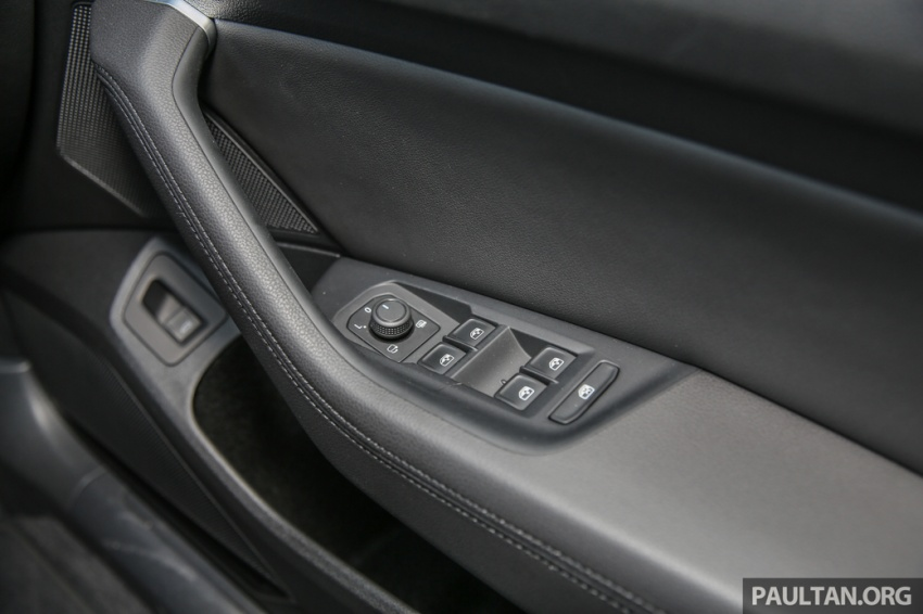 Volkswagen Passat B8 dipertonton awal sebelum pelancaran – pilihan enjin 1.8L dan 2.0L TSI, tiga varian Image #572419