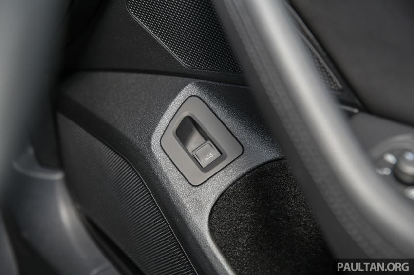Volkswagen Passat B8 dipertonton awal sebelum pelancaran – pilihan enjin 1.8L dan 2.0L TSI, tiga varian Image #572420