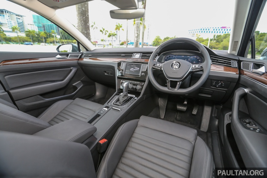 B8 Volkswagen Passat previewed in Malaysia – 1.8L and 2.0L TSI, 3 trim levels, launching this month Image #572280