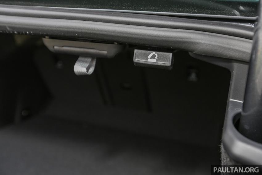 Volkswagen Passat B8 dipertonton awal sebelum pelancaran – pilihan enjin 1.8L dan 2.0L TSI, tiga varian Image #572440