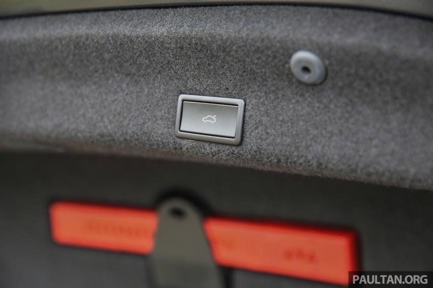 Volkswagen Passat B8 dipertonton awal sebelum pelancaran – pilihan enjin 1.8L dan 2.0L TSI, tiga varian Image #572449