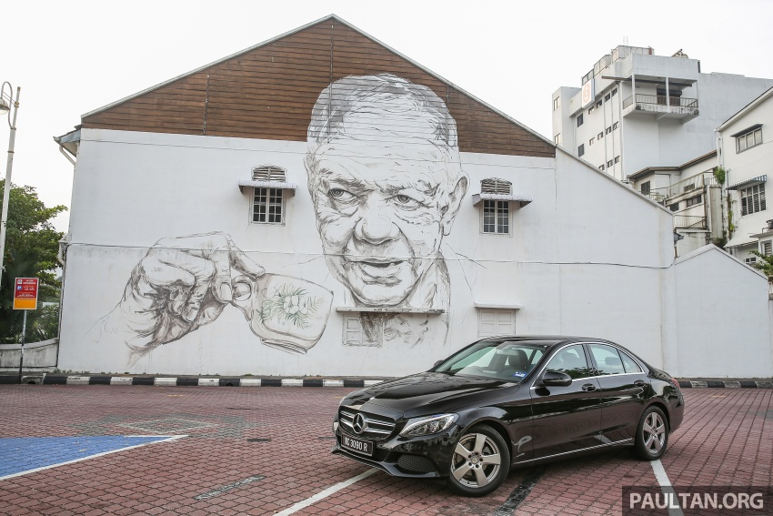 DRIVEN: W205 Mercedes-Benz C180 Avantgarde Line road trip to Banjaran, Ipoh – entry-levelled up? Image #571334