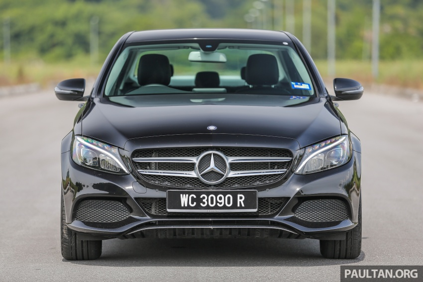 DRIVEN: W205 Mercedes-Benz C180 Avantgarde Line road trip to Banjaran, Ipoh – entry-levelled up? Image #571335