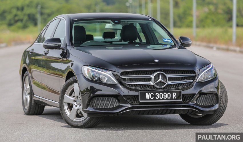 DRIVEN: W205 Mercedes-Benz C180 Avantgarde Line road trip to Banjaran, Ipoh – entry-levelled up? Image #571336