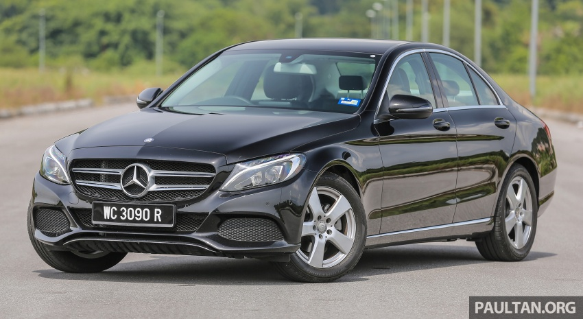 DRIVEN: W205 Mercedes-Benz C180 Avantgarde Line road trip to Banjaran, Ipoh – entry-levelled up? Image #571337