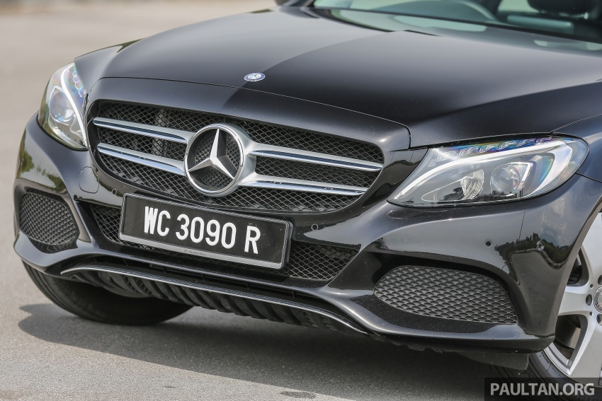 DRIVEN: W205 Mercedes-Benz C180 Avantgarde Line road trip to Banjaran, Ipoh – entry-levelled up? Image #571338
