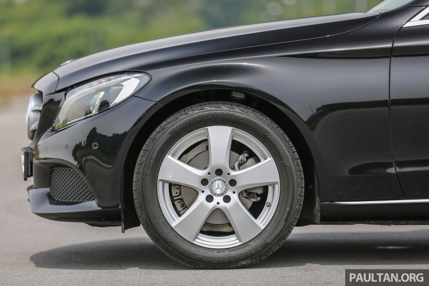 DRIVEN: W205 Mercedes-Benz C180 Avantgarde Line road trip to Banjaran, Ipoh – entry-levelled up? Image #571346
