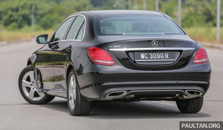 DRIVEN: W205 Mercedes-Benz C180 Avantgarde Line road trip to Banjaran, Ipoh – entry-levelled up? Image #571349
