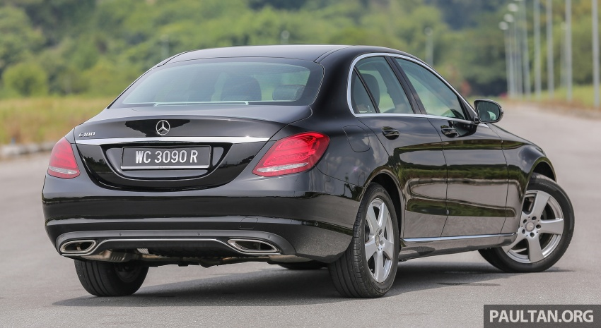 DRIVEN: W205 Mercedes-Benz C180 Avantgarde Line road trip to Banjaran, Ipoh – entry-levelled up? Image #571350