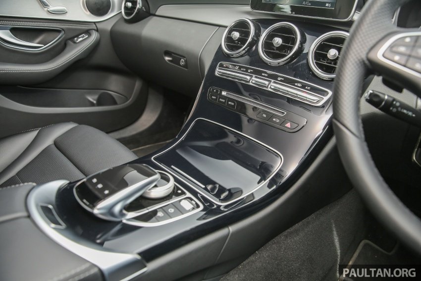 DRIVEN: W205 Mercedes-Benz C180 Avantgarde Line road trip to Banjaran, Ipoh – entry-levelled up? Image #571358