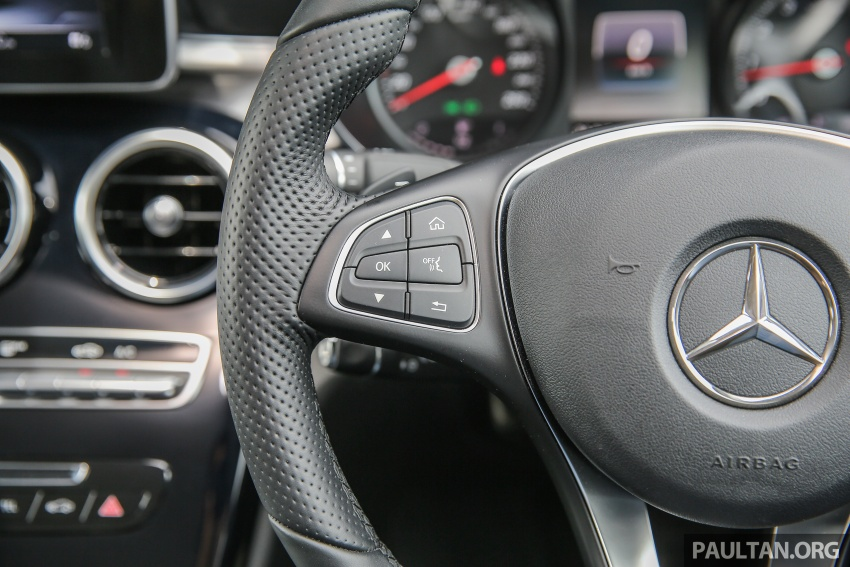 DRIVEN: W205 Mercedes-Benz C180 Avantgarde Line road trip to Banjaran, Ipoh – entry-levelled up? Image #571360
